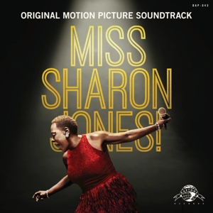 vinyl 2LP MISS SHARON JONES! (soundtrack)