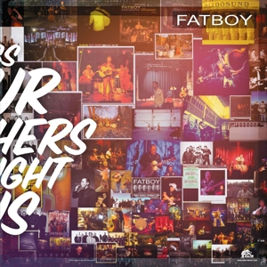 vinyl LP FATBOY Songs Our Mothers Taught Us