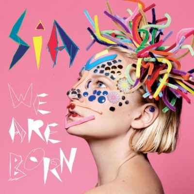 vinyl LP SIA We Are Born