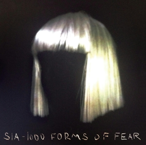 vinyl LP SIA 1000 Forms of Fear