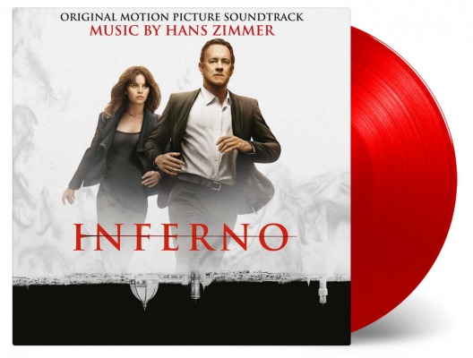 vinyl 2LP HANS ZIMMER Inferno (soundtrack)