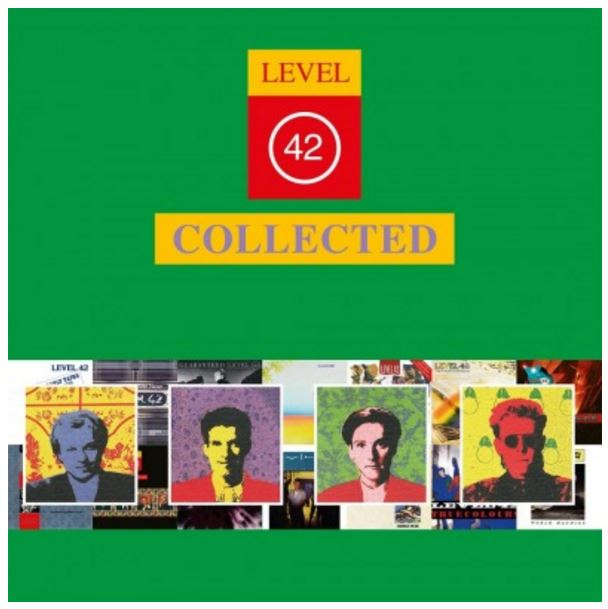 vinyl 2LP LEVEL 42 Colected