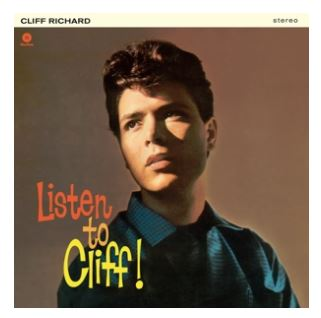 vinyl LP RICHARD CLIFF Listen To Cliff!