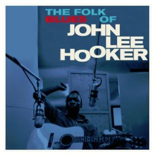 vinyl LP HOOKER JOHN LEE Folk Blues of