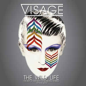 vinyl 2LP VISAGE Wild Life-Best of Versions & Remixes