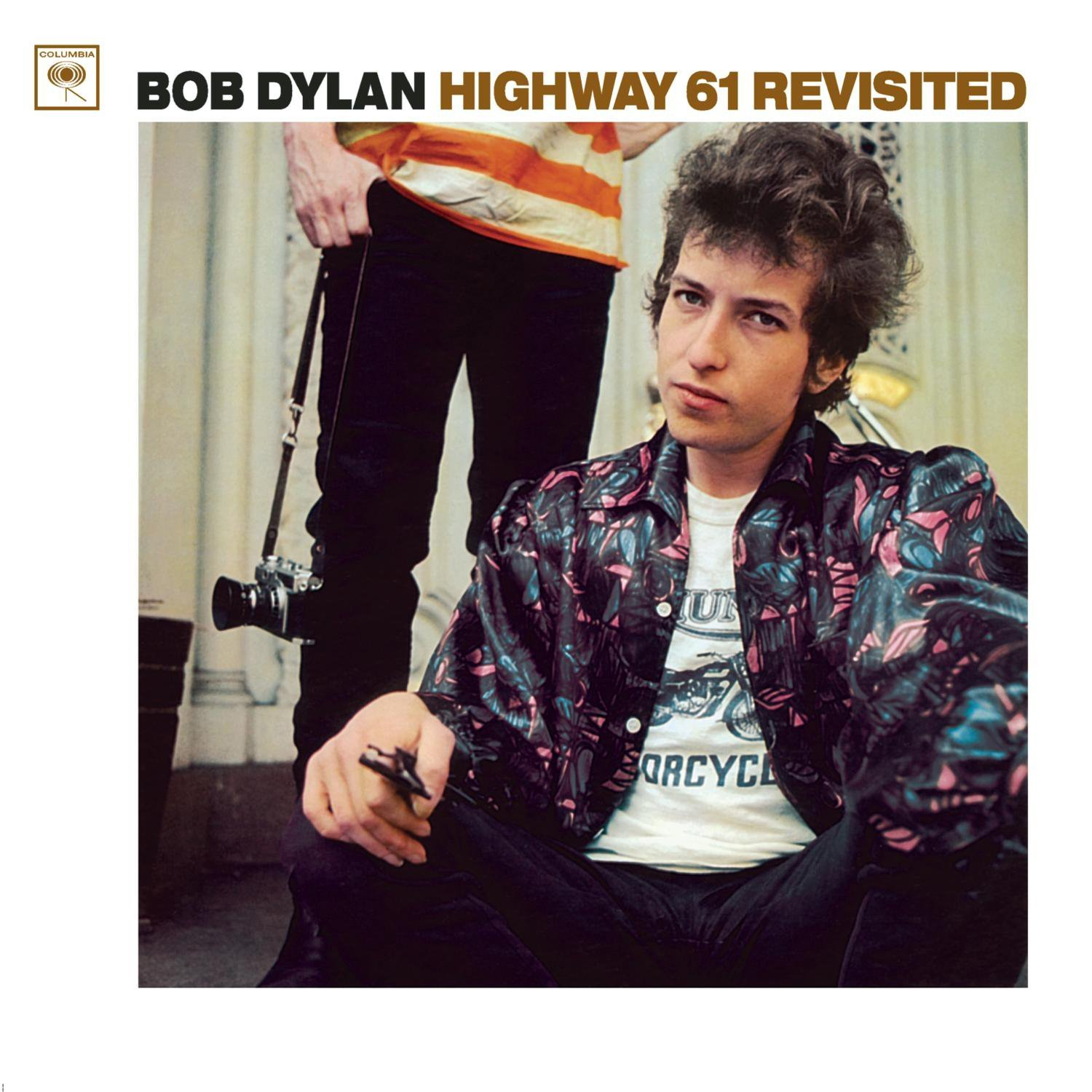 vinyl LP BOB DYLAN Highway 61 Revisited
