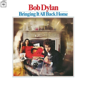 vinyl LP BOB DYLAN  Bringing It All Back Home