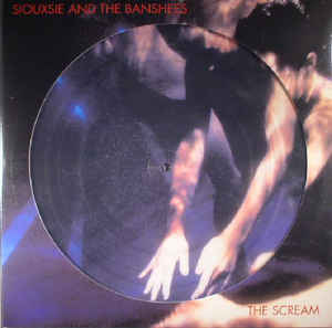 vinyl LP SIOUXIE AND THE BANSHEES The Scream