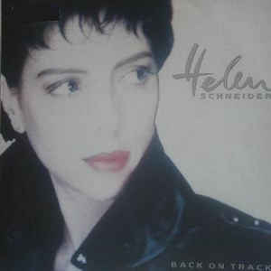 vinyl LP HELEN SCHNEIDER Back On Track