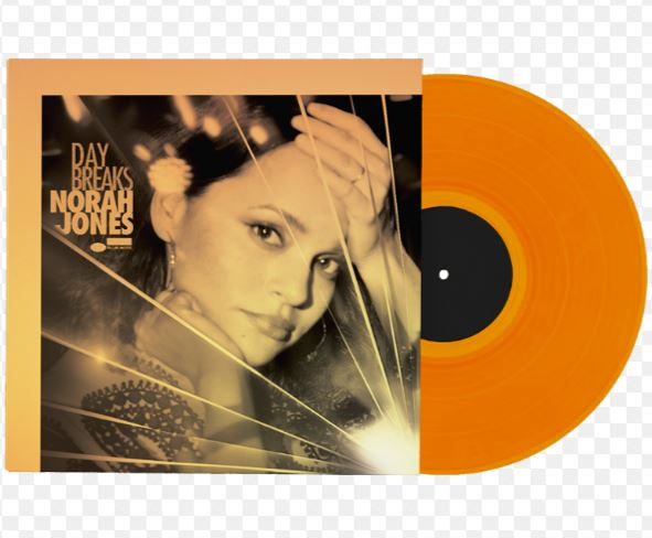 vinyl LP NORAH JONES Day Breaks