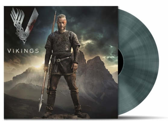 vinyl 2LP VIKINGS II. Séria (soundtrack)