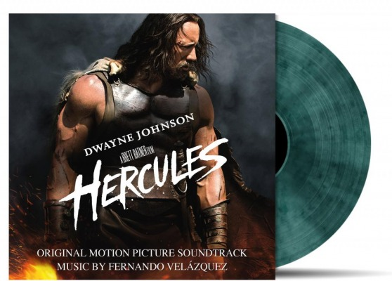 vinyl 2LP HERCULES (soundtrack)