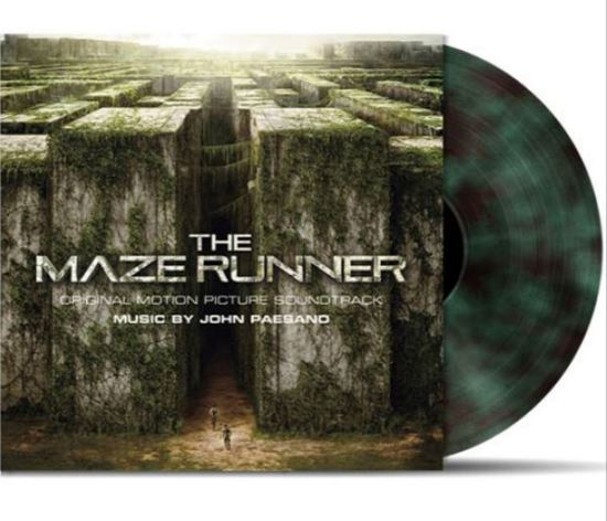 vinyl LP THE MAZE RUNNER (soundtrack)