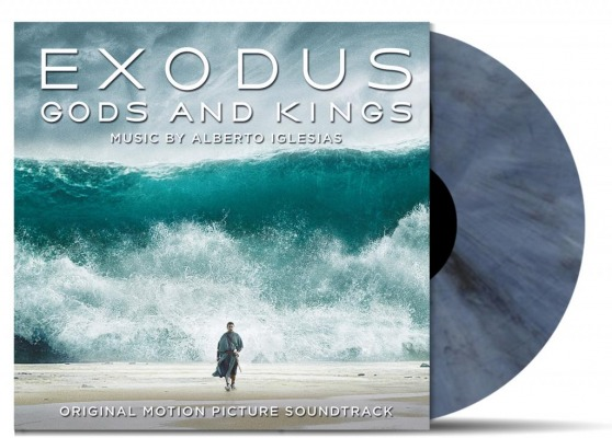 vinyl 2LP EXODUS: GODS AND KINGS (soundtrack)
