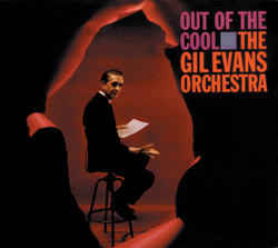 vinyl LP GIL EVANS Out Of The Cool