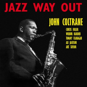vinyl LP JOHN COLTRANE Jazz Way Out