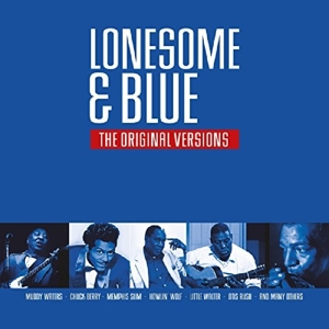 vinyl LP Lonesome & Blue - The Original Versions (various artists)