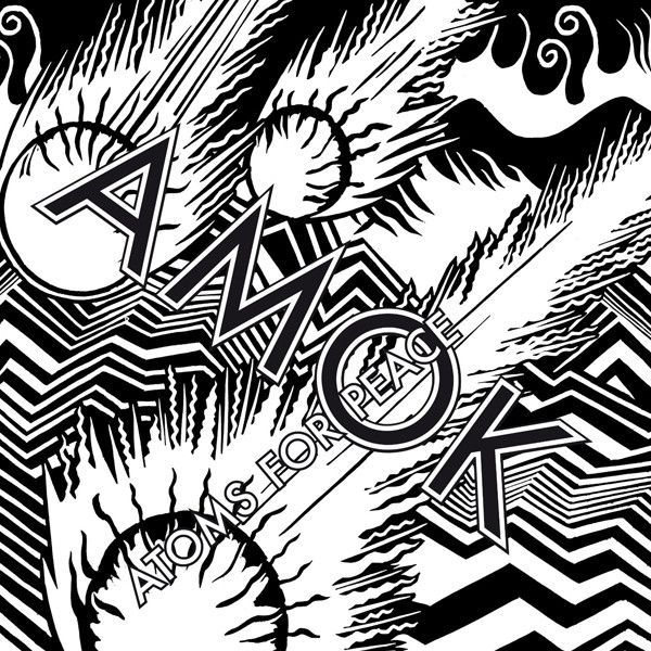 vinyl 2LP ATOMS FOR PEACE Amok