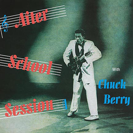 vinyl LP CHUCK BERRY After School Session