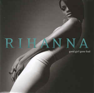 vinyl 2LP RIHANNA Good Girl Gone Bad