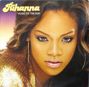 vinyl 2LP RIHANNA Music of the Sun