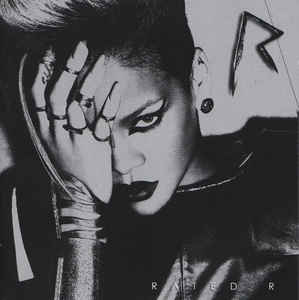 vinyl 2LP RIHANNA Rated R