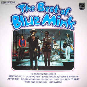 vinyl LP BLUE MINK The BEst Of Blue Mink