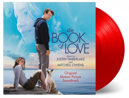 vinyl 2LP JUSTIN TIMBERLAKE The Book Of Love (soundtrack)