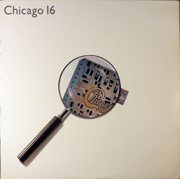 vinyl LP CHICAGO 16