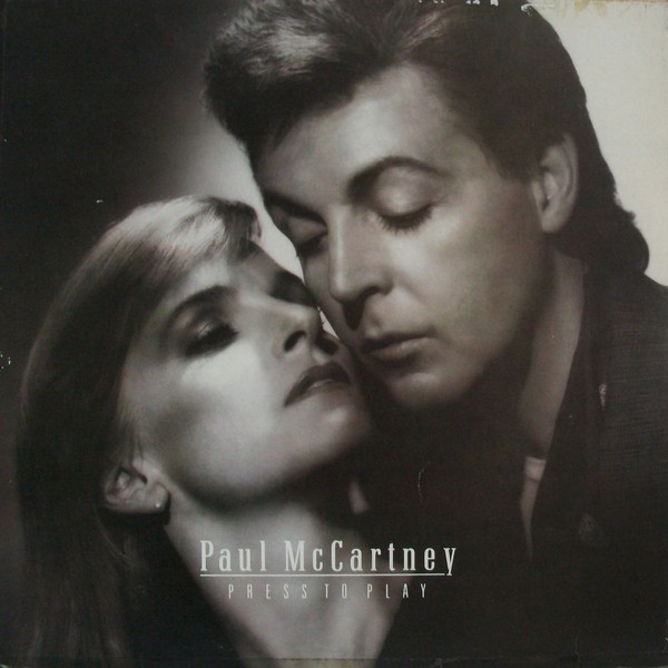 vinyl LP PAUL McCARTNEY Press To Play