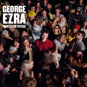 vinyl LP GEORGE EZRA Wanted On Voyage