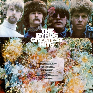 vinyl LP THE BYRDS Greatest Hits