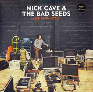 vinyl 2LP NICK CAVE & THE BAD SEEDS Live From KCRW