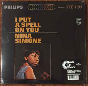 vinyl LP NINA SIMONE I Put A Spell On You