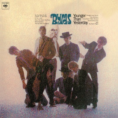 vinyl LP THE BYRDS Younger Than Yesterday