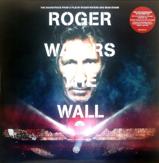 vinyl 3LP ROGER WATERS The Wall (2015)
