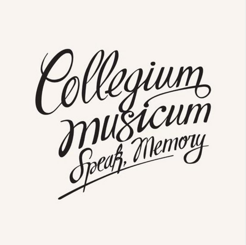 vinyl 2LP COLLEGIUM MUSICUM Speak Memory
