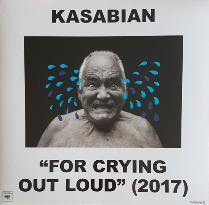 vinyl LP KASABIAN For Crying Out Loud