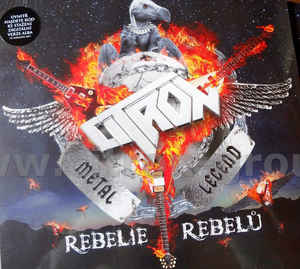 vinyl 2LP CITRON Rebelie Rebelů