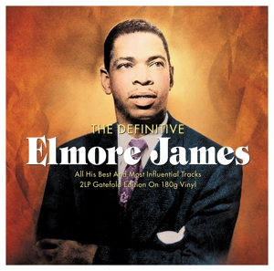 vinyl 2LP ELMORE JAMES Definitive