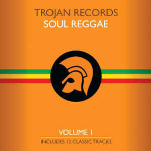 vinyl LP TROJAN Trojan Presents:Best of Trojan Soul Reggae Vol.1