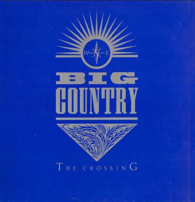 vinyl LP BIG COUNTRY The Crossing