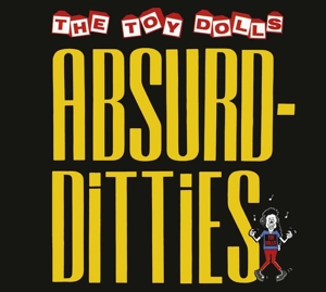 vinyl LP TOY DOLLS Absurd Ditties