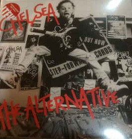 vinyl 2LP CHELSEA Alternative
