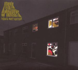 vinyl LP ARCTIC MONKEYS Favourite Worst Nightmare