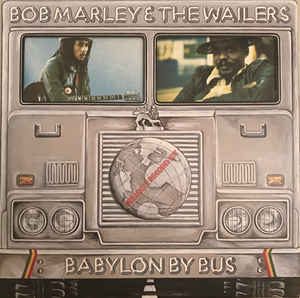 vinyl 2LP BOB MARLEY & THE WAILERS Babylon By Bus