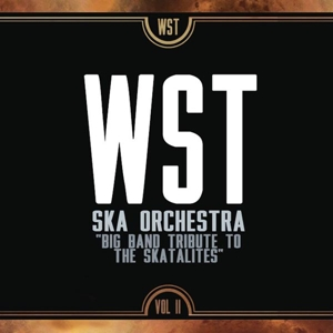 vinyl 2LP WESTERN STANDARD TIME Big Band Tribute To the Skatalites Vol 2