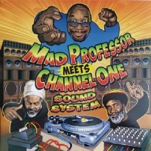 vinyl LP MAD PROFESSOR Meets Channel One