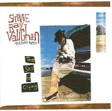 CD STEVIE RAY VAUGHAN and Double Trouble - The Sky Is Crying