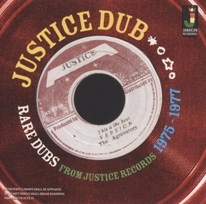 vinyl LP Justice Records 1975-1977 (various artists)